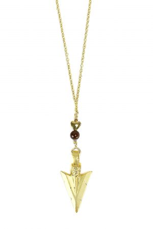 Arrow Pregnancy Necklace