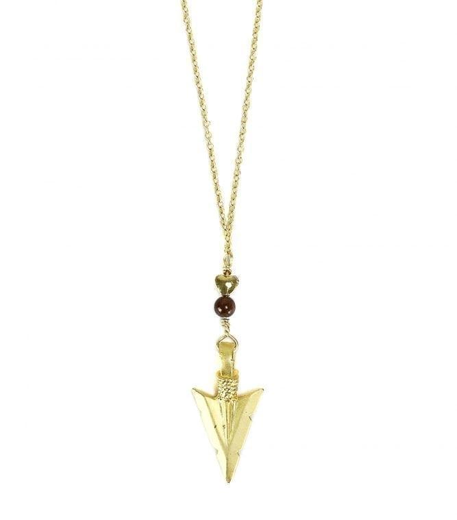 Arrow Pregnancy Necklace