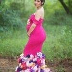 Custom Maternity Dress