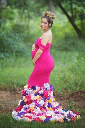 Custom Maternity Dress