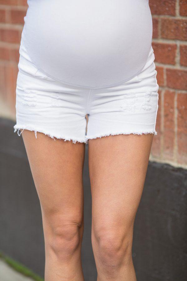 Cute Maternity Shorts - Not Your Grandma's Shorts