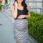 sexy maternity skirt