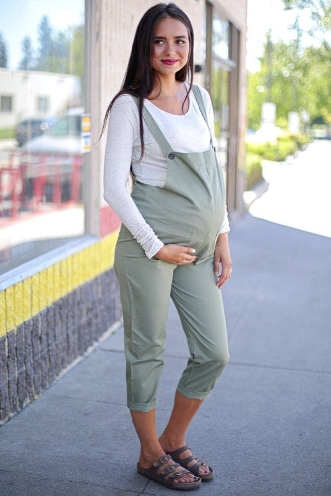 maternity coveralls