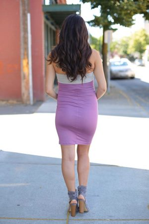 maternity halter dress