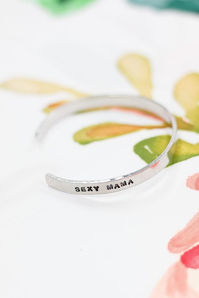 sexy mama bracelet