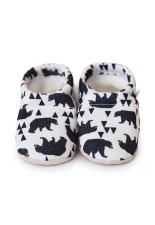 bear baby shoes