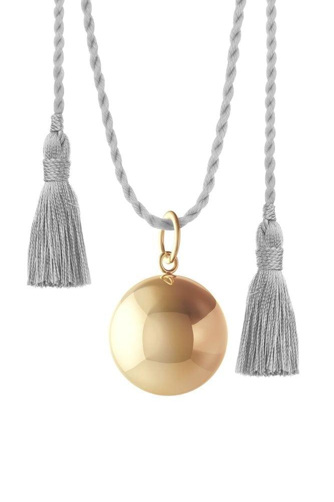 Joy pendant chiming necklace gold sexy mama maternity joy chiming pendant aloadofball Gallery