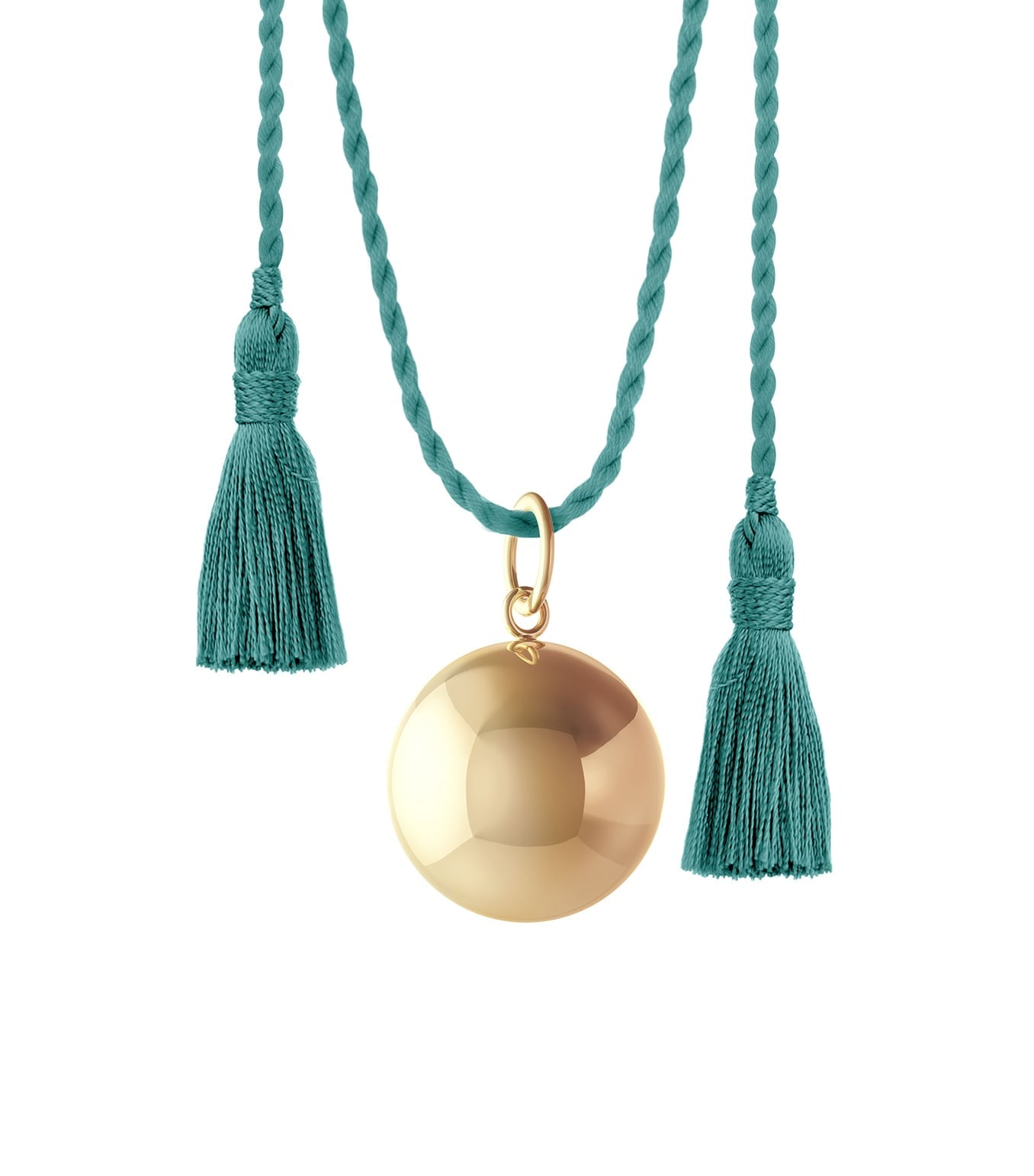 Joy pendant chiming necklace gold sexy mama maternity joy pendant click aloadofball Gallery
