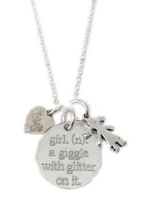 Girl Noun Necklace