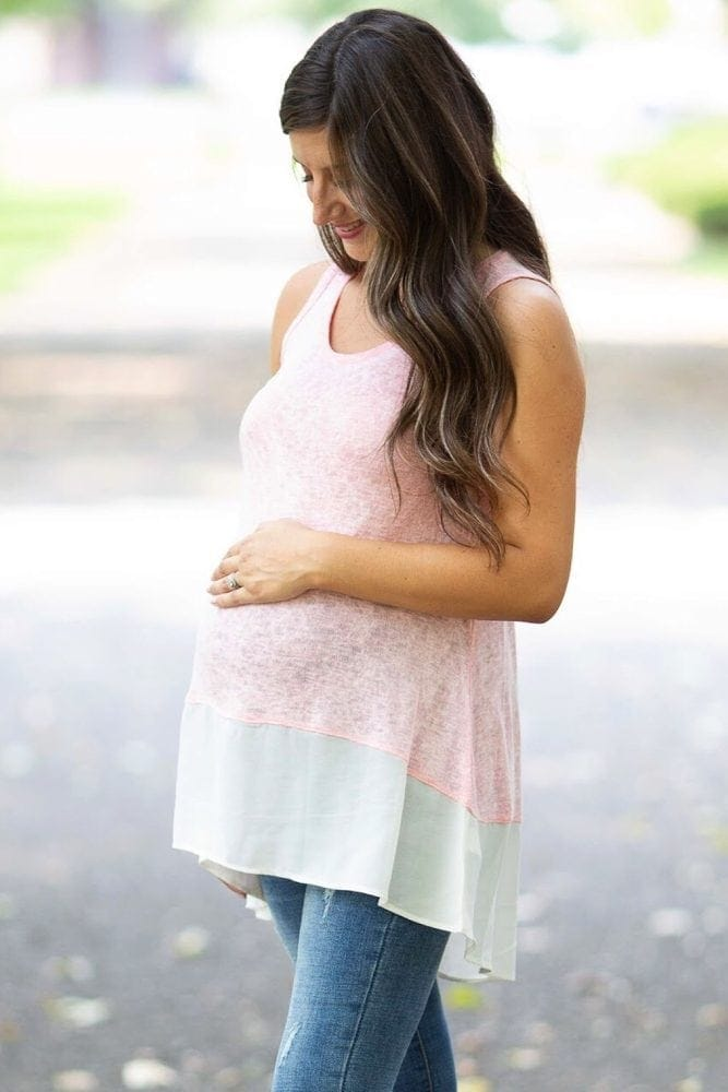 pregnancy tank top