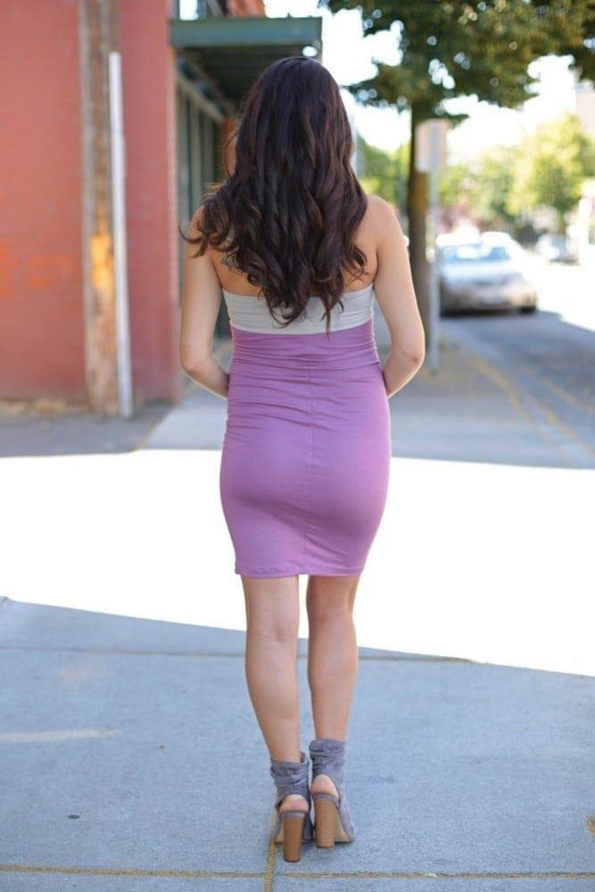 maternity halter dress