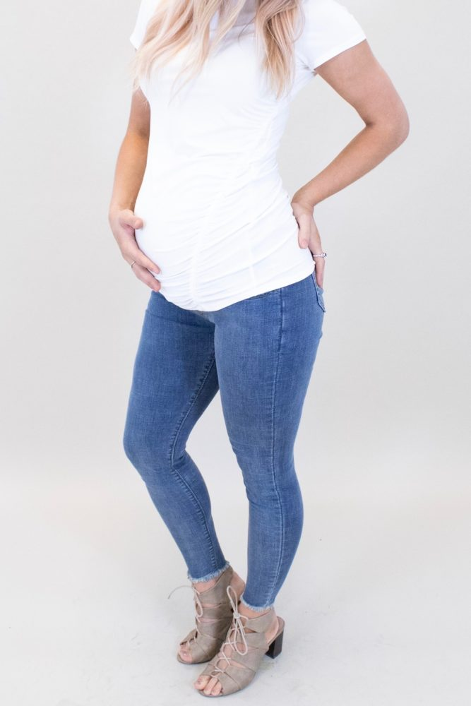 pregnancy jeans