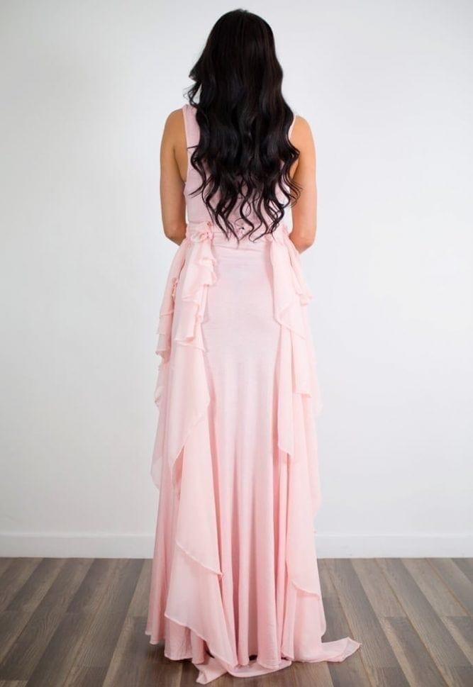 cute maternity gown