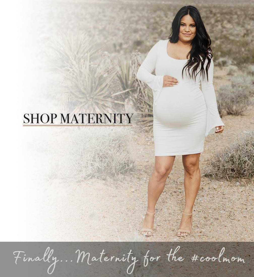 Sexy Mama Maternity clothing