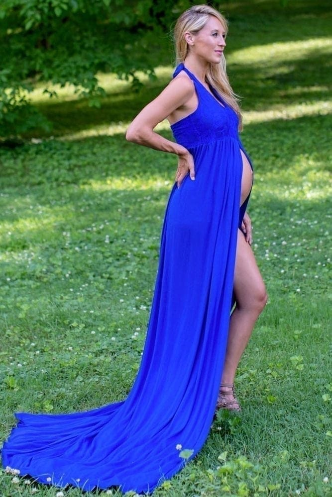 pregnancy gown