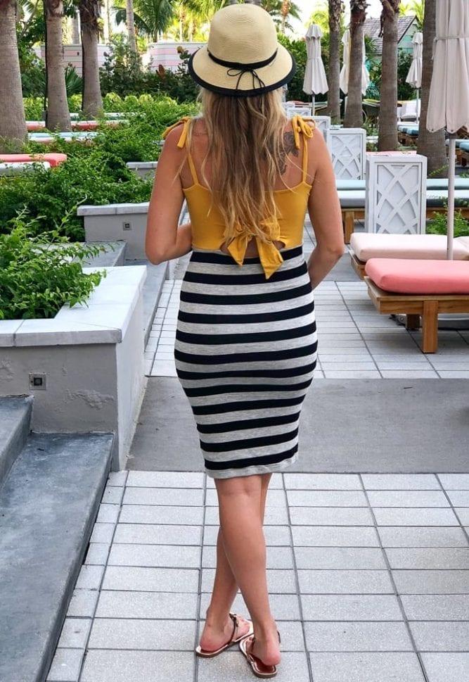 babymoon dress
