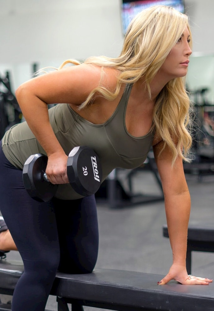 maternity gym top
