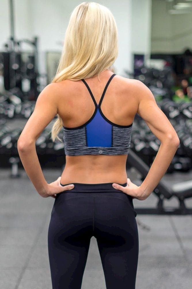 pregnancy sports bra