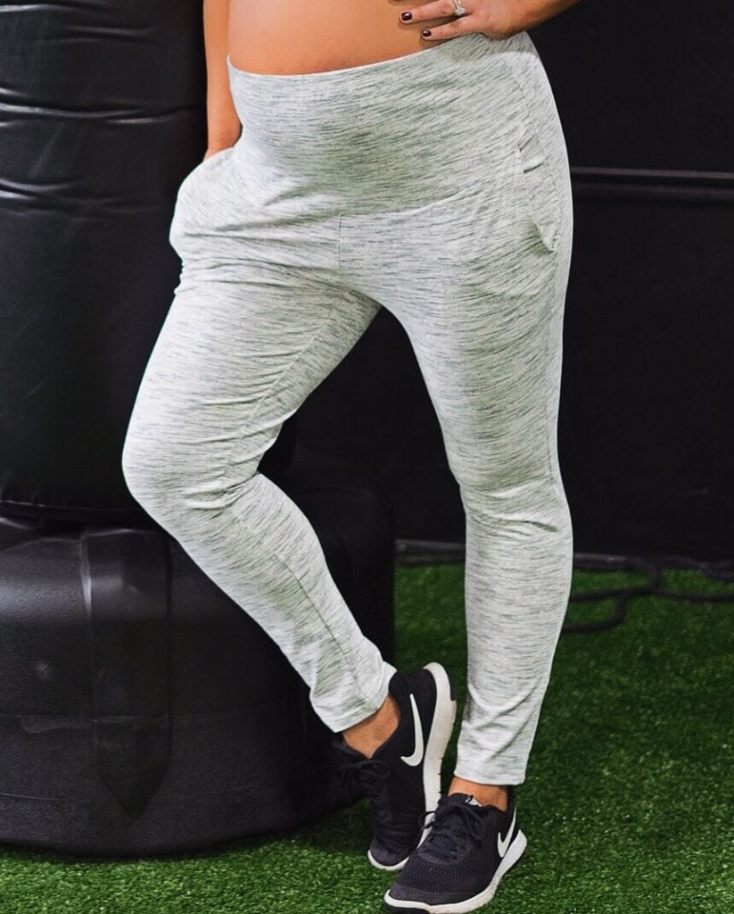 best maternity workout clothes