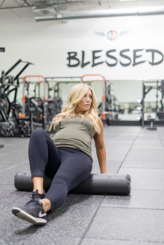pregnancy yoga pants
