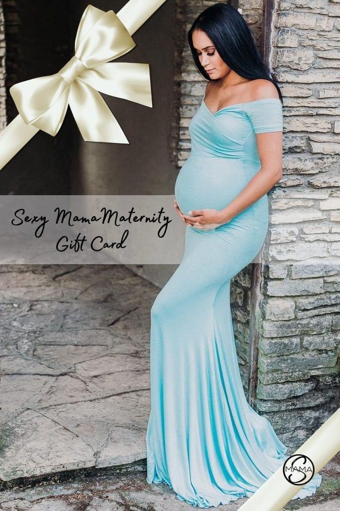 maternity wear gift card