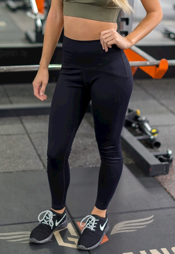 postpartum yoga pants