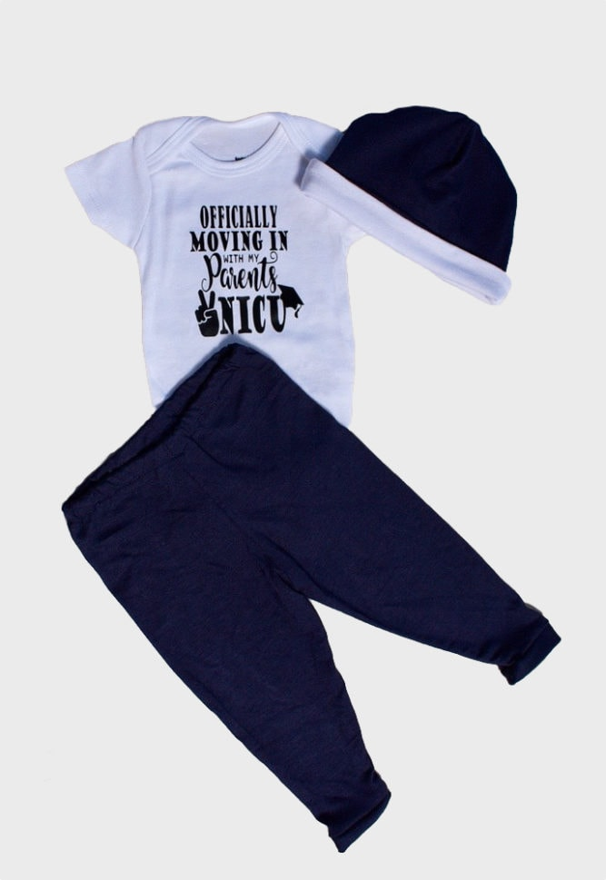 nicu baby outfit