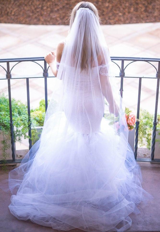 maternity bridal dress