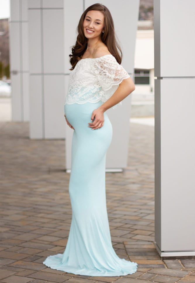 pregnancy photoshoot outfit