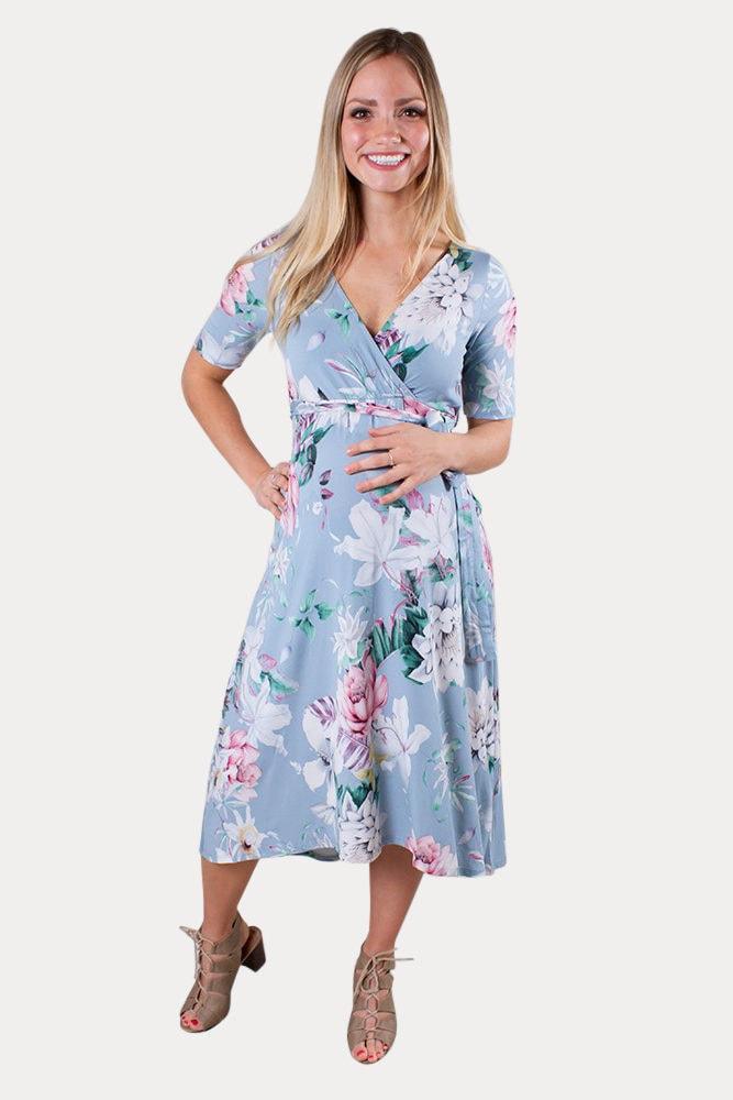 gender reveal dress