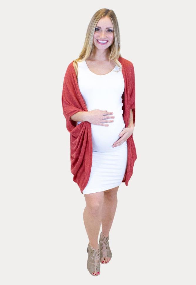 lightweight maternity cardigan
