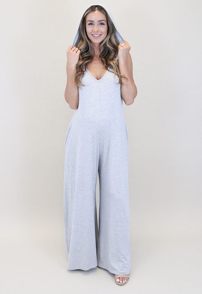 casual maternity jumpsuit