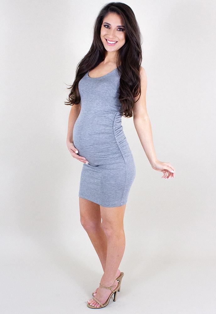 tank top maternity dresses