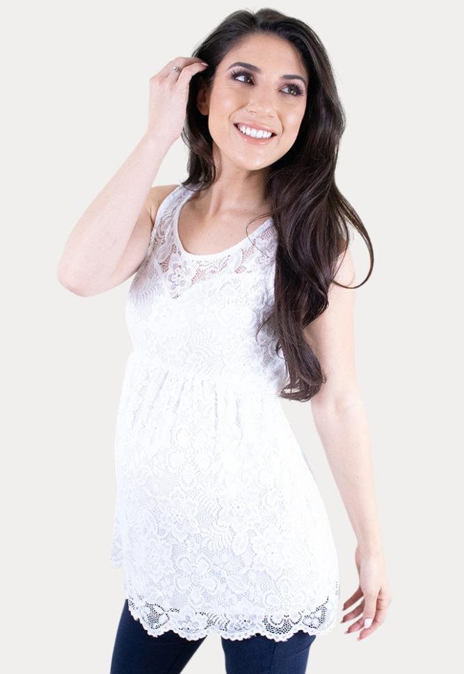 formal maternity top