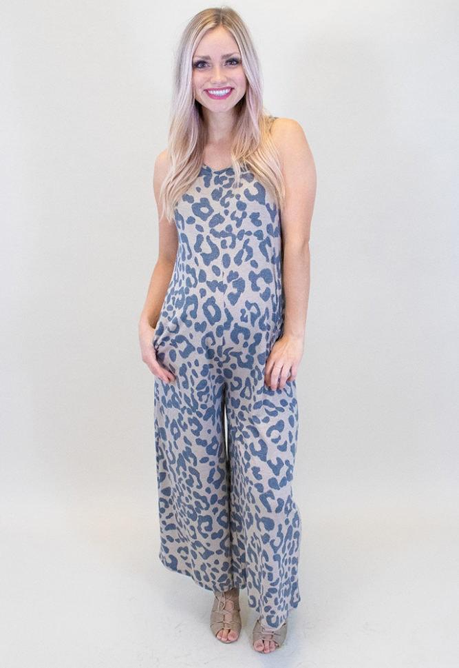 leopard print maternity jumper