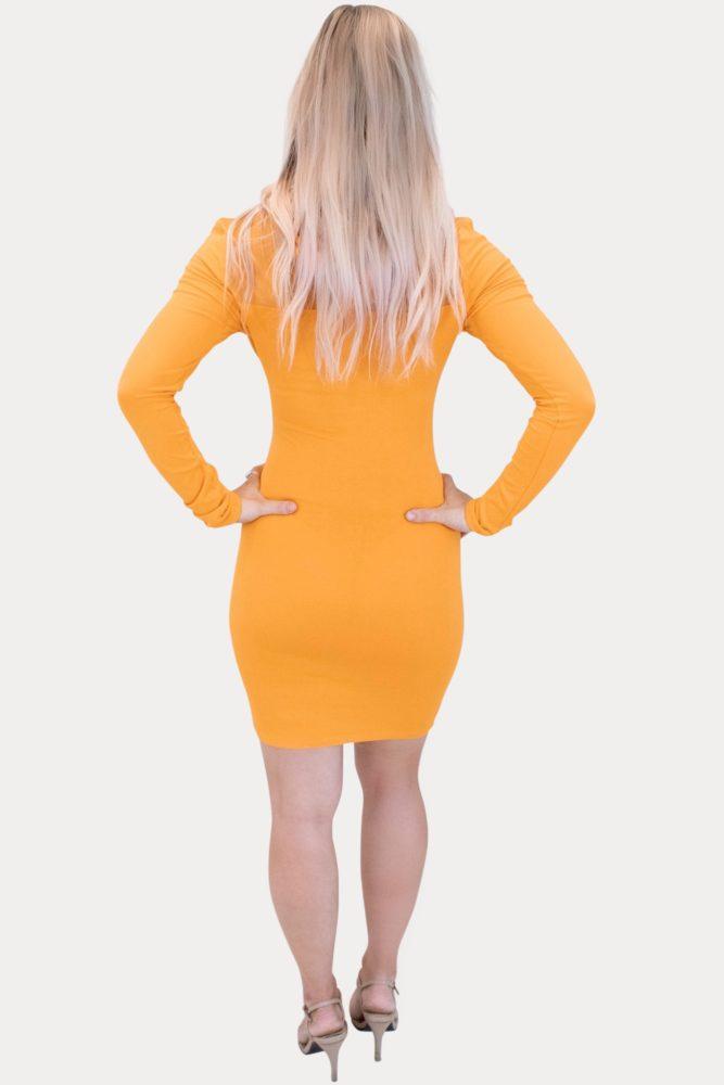 hooded maternity dress