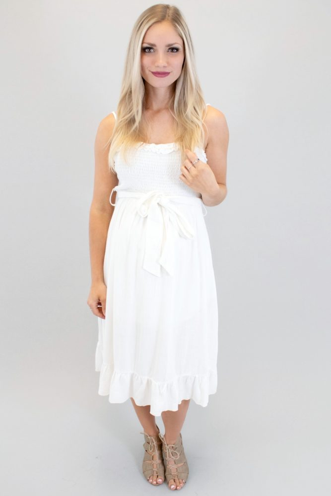 fenimine maternity dress