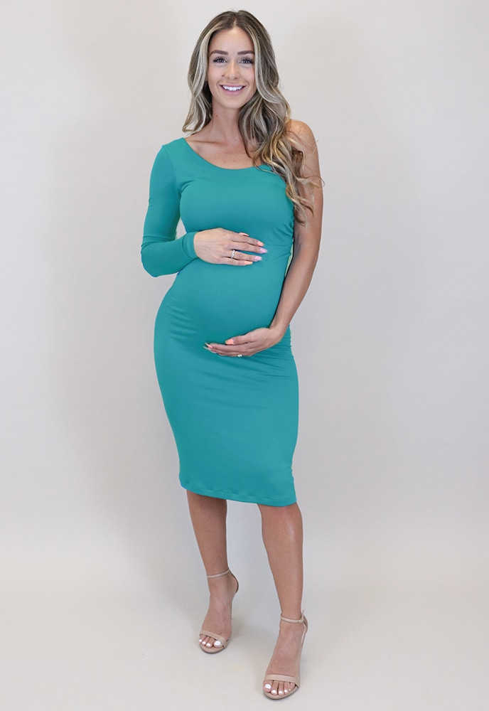 maternity dressed made to layer