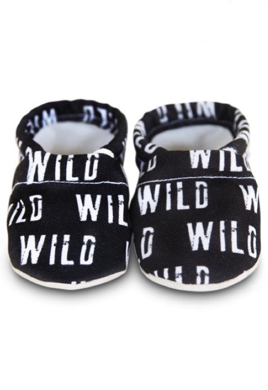 wild baby shoes