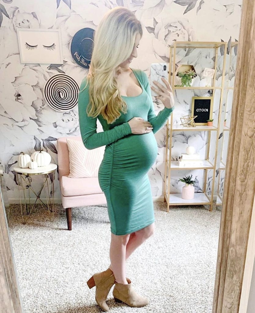 top maternity styles blog