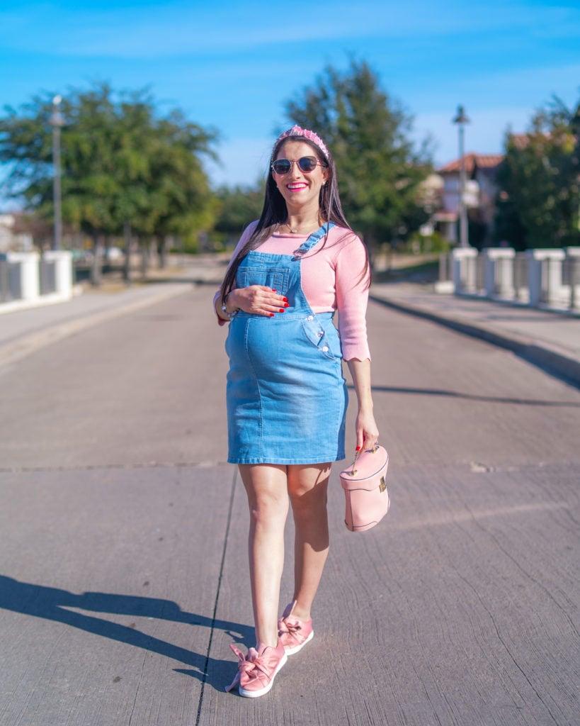 ultra stretch maternity denim