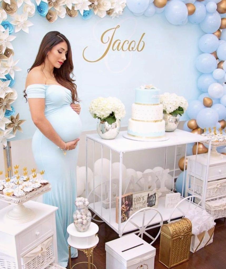 baby shower inspo