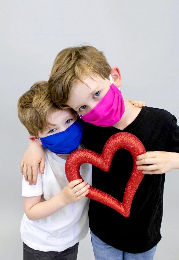 children's covid-19 masks