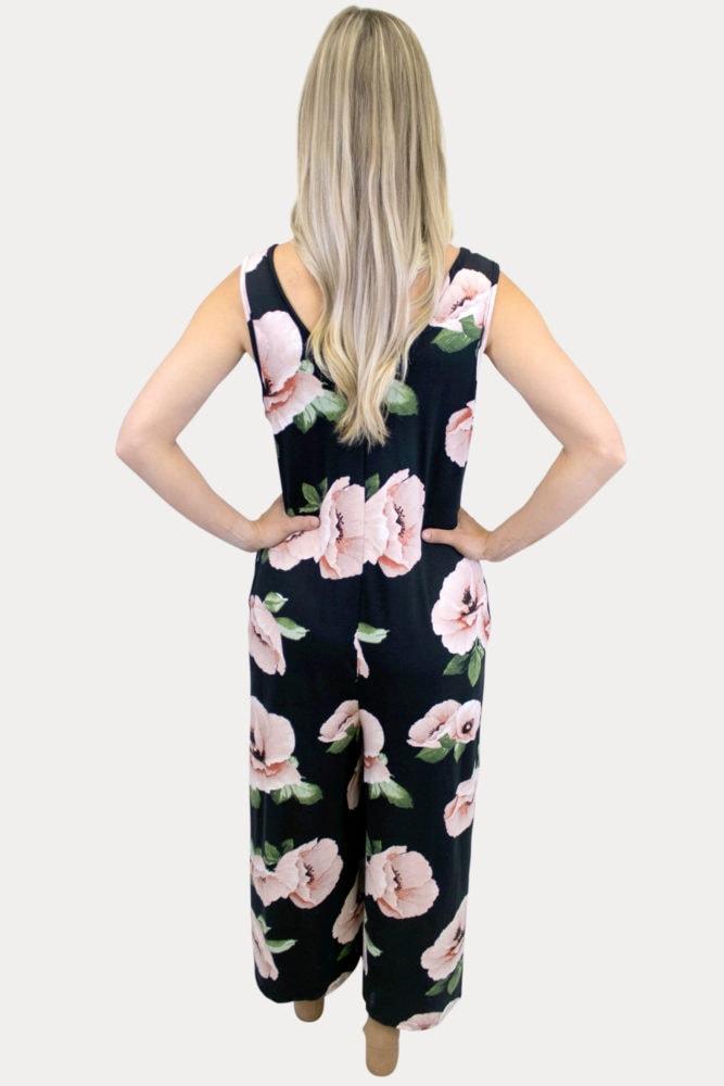 floral maternity jumper