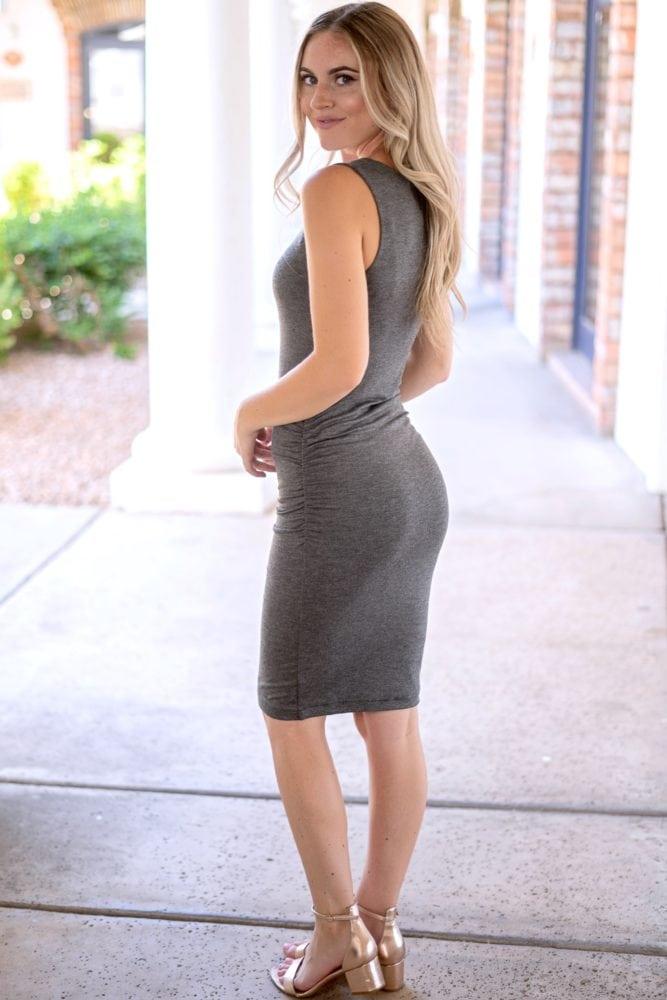 flattering women's dress
