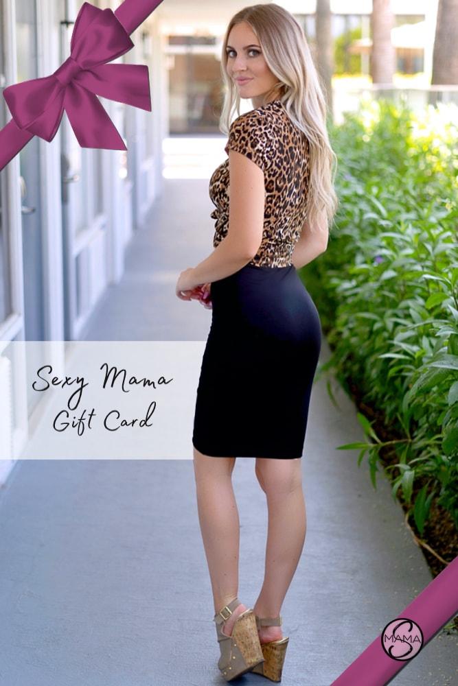 women's apparel gift card