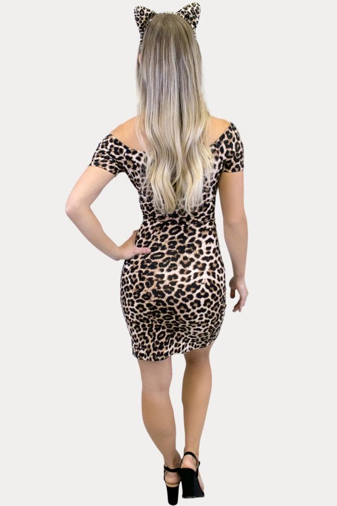 maternity leopard costume