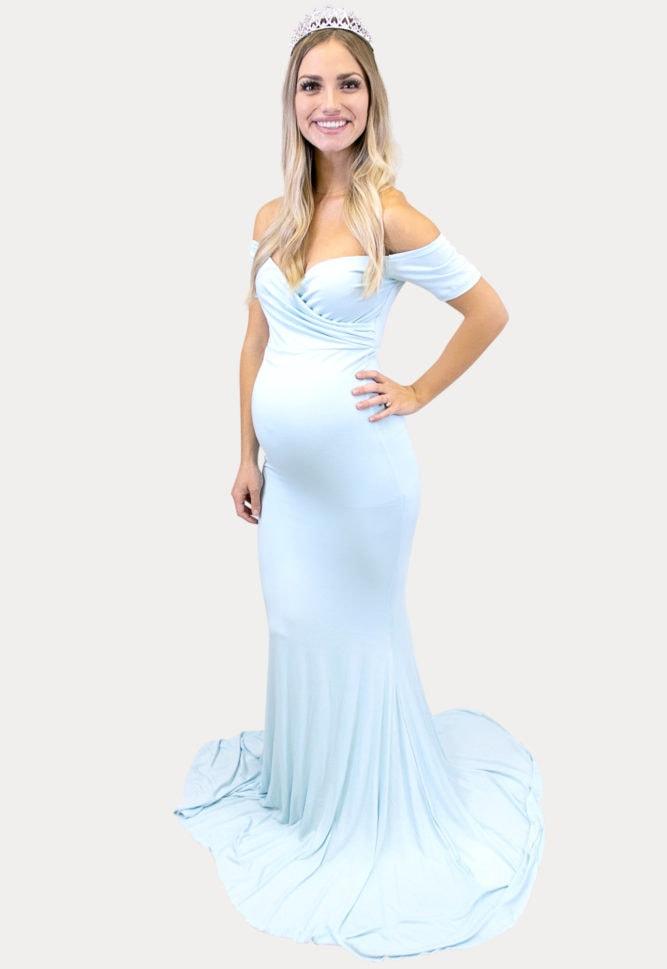 maternity princess costume