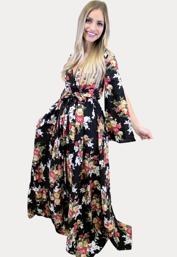 Holiday Maternity Dresses Sexy Mama Maternity