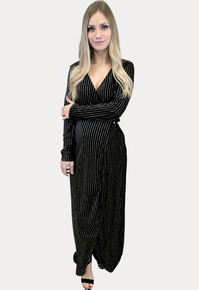 formal maternity maxi dress